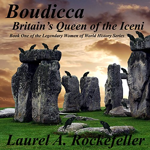 Boudicca: Britain's Queen of the Iceni audiobook cover art