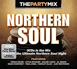 Party Mix-Northern Soul by VARIOUS ARTISTS (2014-05-04)