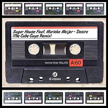 Desire (feat. Marieke Meijer) [The Cube Guys Remix]