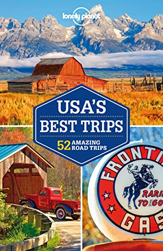 Lonely Planet USA\'s Best Trips (Trips Country)