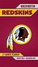 Turner Licensing Washington Redskins 2018-19 17-Month Planner (19998890563)