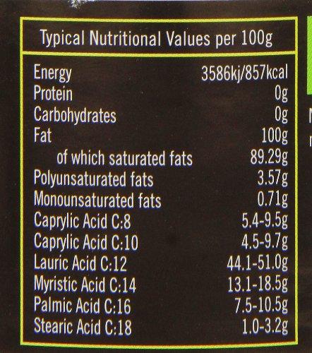 Biona Organic - Raw Virgin Coconut Oil - 200g