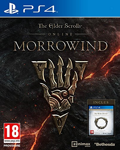 The Elder Scrolls Online: Morrowind Jeu PS4