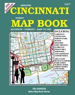 Best map of greater cincinnati Reviews