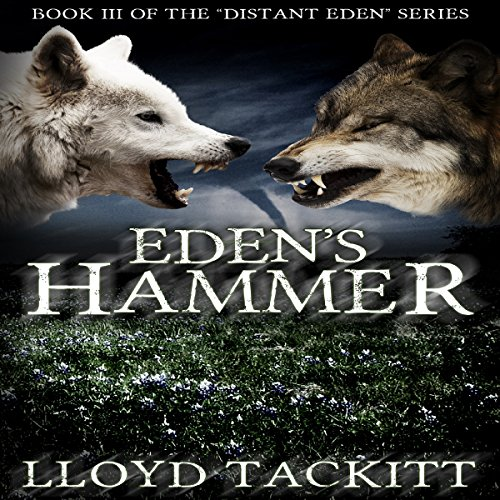Eden's Hammer audiobook cover art