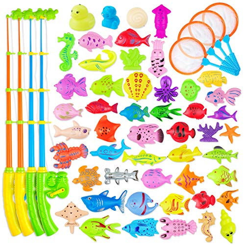magnetic fishing toy - 7