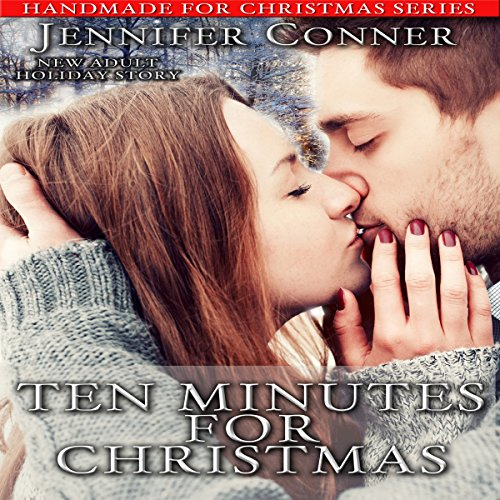 Ten Minutes for Christmas audiobook cover art