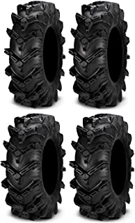 Full set of ITP Cryptid (6ply) 30x9-14 and 30x11-14 ATV Tires (4)