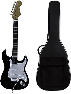 Guitarra eléctrica Negro