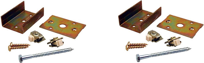 Pack of 2 LE Johnson 1555PPK3 Converging Pock Kit