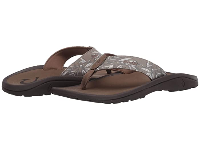 'Ohana Pa'i  Shoes (Clay/Ohe Kapala) Men's Sandals