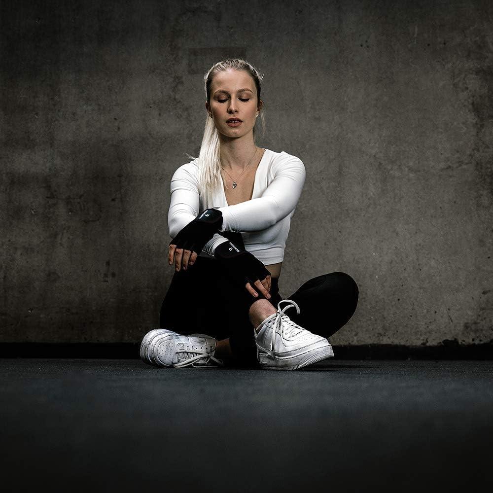 culturisme diff/érentes tailles et couleurs crossfit Gants de fitness pour musculation BIOMORPH Gants dentra/înement pour homme et femme