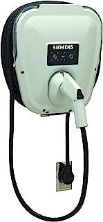 Siemens US2 VersiCharge Universal (VC30GRYU): Fast Charging, Easy Installation, Flexible Control, Award Winning, UL Listed, J1772 Compatibility, 20ft Cable, NEMA 6-50 Plug