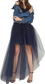 : Happy Cherry Jupes Femme : Vêtements