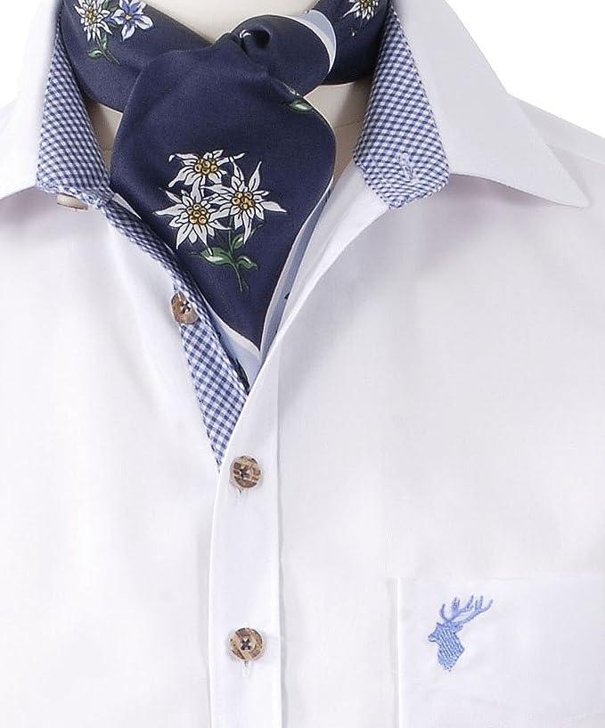 Camisa para Hombre de Manga Larga y Corta, de Estilo bávaro ...