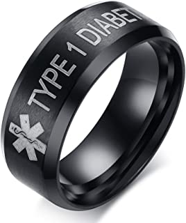 diabetic alert ring