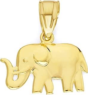 republican elephant pendant