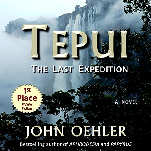 Tepui audiobook cover art