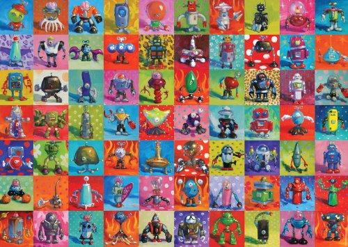 Heye Verlag - Puzzle Henry de 2000 Piezas (HEYE-29576)