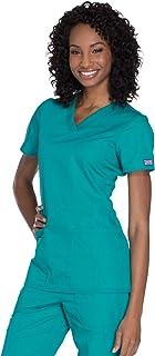 Cherokee womens V-Neck Top Medical Scrubs (pack of 1)