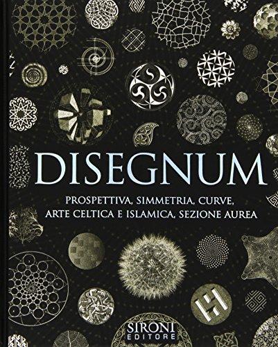 Disegnum. Prospettiva, simmetria, curve, arte celtica e islamica, sezione aurea. Ediz. illustrata