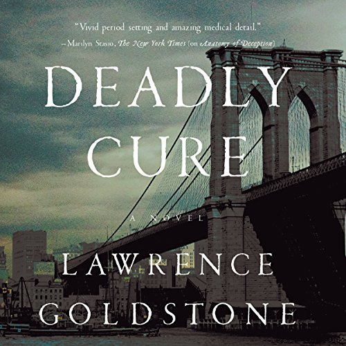 Deadly Cure audiobook cover art