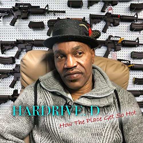 Hardrive D
