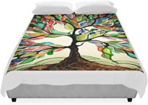 "Customize Tree Of Life Fashion Duvet Cover 86"" x 70""(One Side Printed) DC-63 ,Good for all King Size,Queen Size,Double Size,Twin Size."