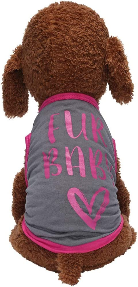 Wakeu Dog Clothes for Sales for sale Small Dogs Boy Girl Yorkies Chihuahua Max 85% OFF Summ
