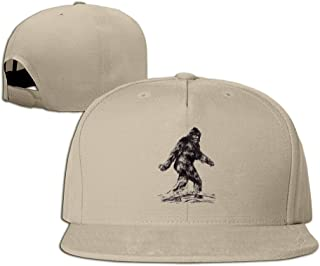 BIGFOOT SASQUATCH Unisex Adult Retro Enforcement Hat
