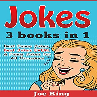 Jokes: 3 Books in 1 cover art