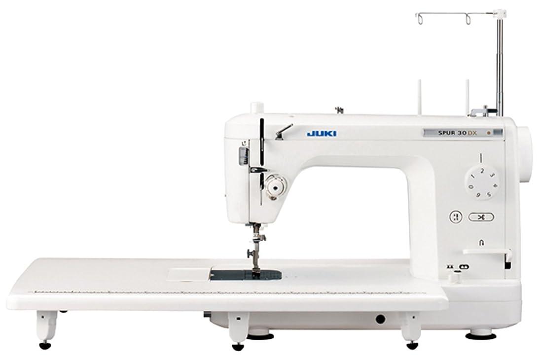 フラグラント壮大な新年JUKI 職業用直線ミシン(自動糸切機能搭載) 『SPUR30DX』 TL-30DX
