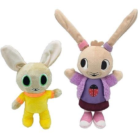 Store Coniglietto Personaggi: Coco H.32 E Charlie H.25 Peluche