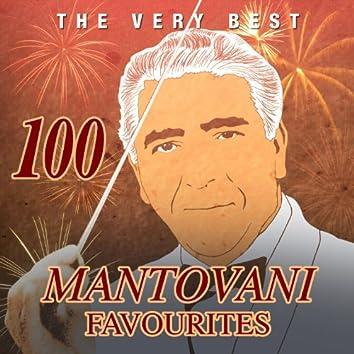 THE VERY BEST 100 MANTOVANI FAVOURITES