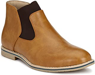 Leather Casual booots