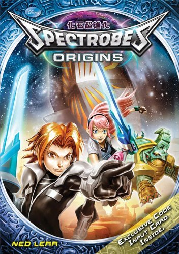 Origins [With Code Input-Card] (Spectrobes) by Ned Lerr (1-Sep-2009) Paperback
