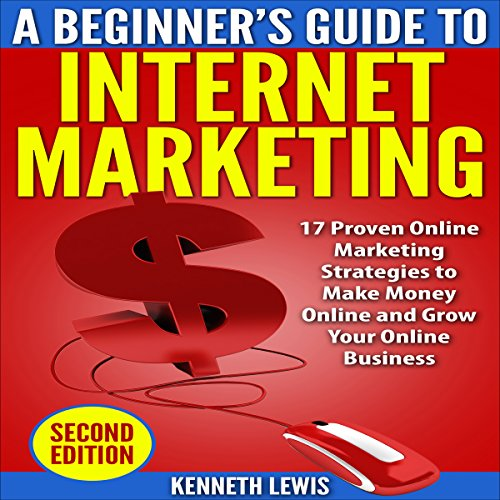 Internet Marketing audiobook cover art