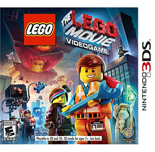 The LEGO Movie Videogame  Nintendo 3DS Standard Edition