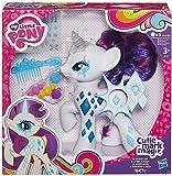 Hasbro My Little Pony - Cutie Mark Magic, Glamour Glow Rarity Figur, UK Import -