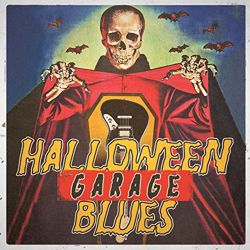 Halloween Garage Blues