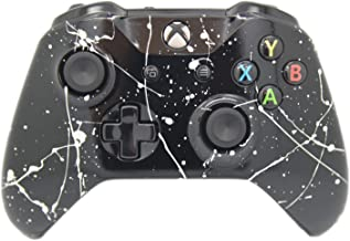 Hand Airbrushed Color Burst Wireless Custom Controller - Compatible with Xbox One (White)