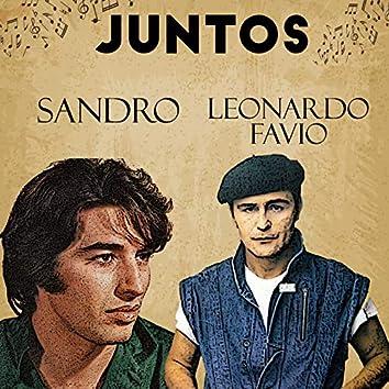 Juntos Sandro-Leonardo Favio