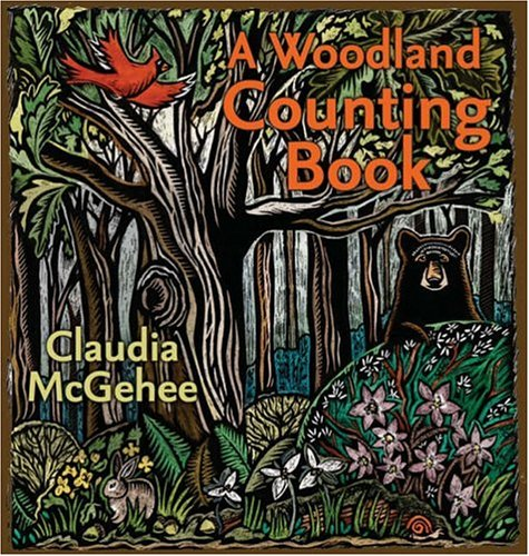 Compare Textbook Prices for A Woodland Counting Book Bur Oak Book  ISBN 9780877459897 by McGehee, Claudia
