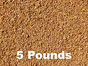 BC Precision Five (5) Pounds Walnut Shell Tumbling Media For Brass And Metal Cleaning & Polishing