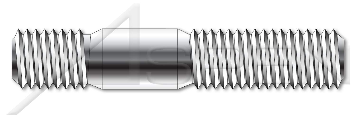 mart half 10 pcs M16-2.0 X 70mm DIN Double-Ended 938 with Stud Metric
