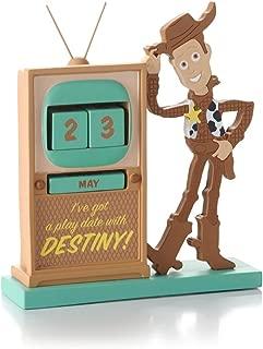 Hallmark PIX2014 Disney Pixar Toy Story Woody Perpetual Calendar