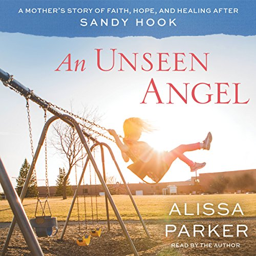 An Unseen Angel audiobook cover art