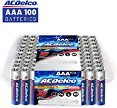 Best acdelco aaa batteries Reviews