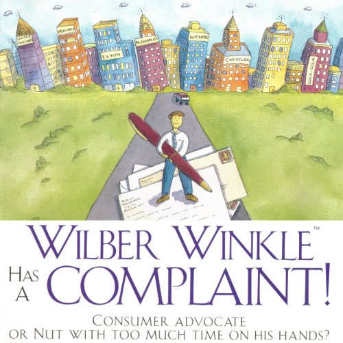 Wilber Winkle Has a Complaint audiobook cover art