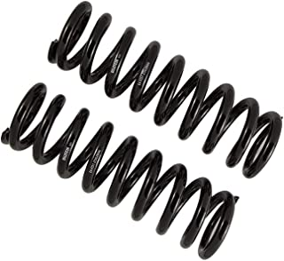 Bilstein 53-291387 B12 Special Suspension Kit Front Incl. Pair Of Coil Springs Black Finish Springs B12 Special Suspension Kit